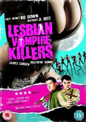 Filme Poster Matadores de Vampiras Lésbicas DVDRip XviD Dual Audio