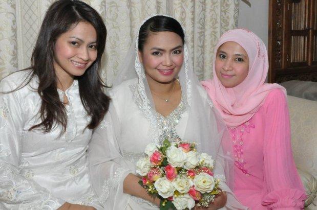 tempias kepada adik penyanyi tersohor Datuk Siti Nurhaliza, Saerah.