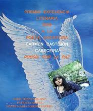 PREMIOS 2009 PARA CARMEN CASTEJÓN CABECEIRA