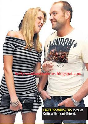 Jacques Kallis Girlfriend Kim Honeymoon: IPL 201...