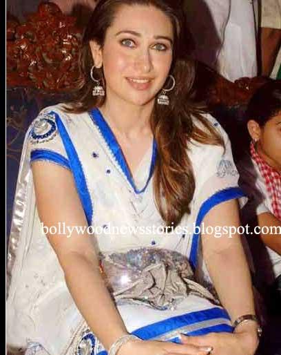 karishma kapoor son. Karishma Kapoor at Dahi Handi