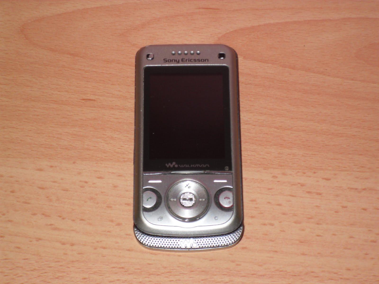 POPOBE: Sony Ericsson W760i
