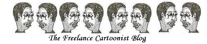 The Freelance Cartoonist Blog