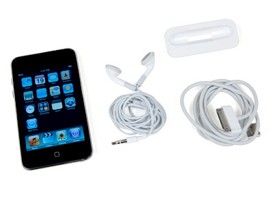 Apple Ipod Touch 2nd Gen 8gb. states, Apple