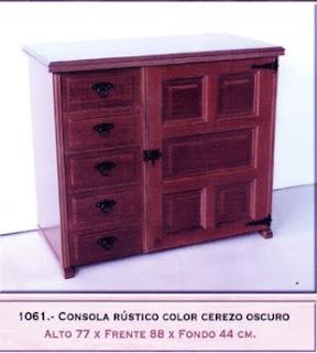 mueble maquina domestico