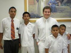 Me, my comp, Sergio, Victor, and Diego