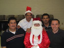 Justin/Santa w/Bishopric