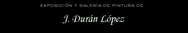 J. Durán López