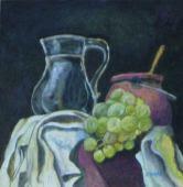 bodegon de las uvas