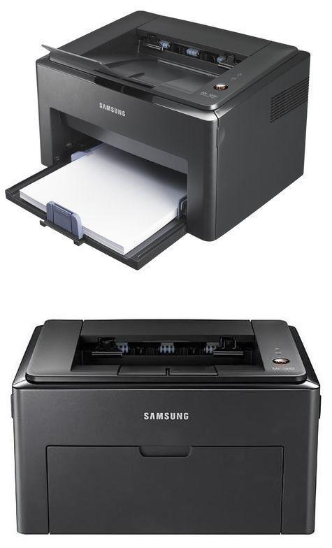 samsung ml 1665 printer manual