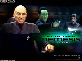 Star Trek Nemesis Wallpaper