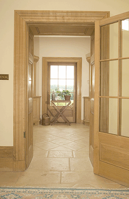 Country House Design Door