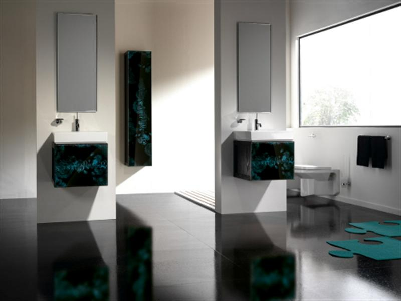 Bathroom Design: Comfortable Bathroom with Good Mood
