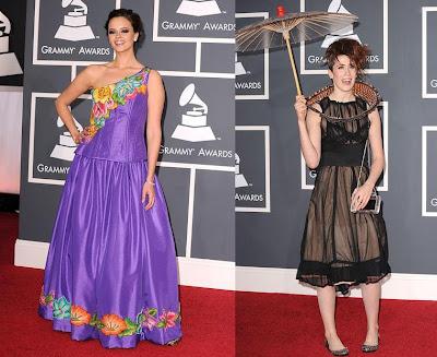 2010 Grammy Shaila Durcal and Imogen Heap