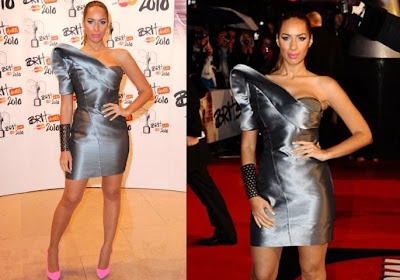 Leona Lewis Brit awards