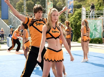 Sarah Roemer Cheerleader