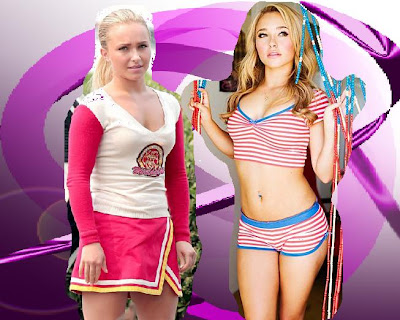 Hayden Panettiere Fashion Image