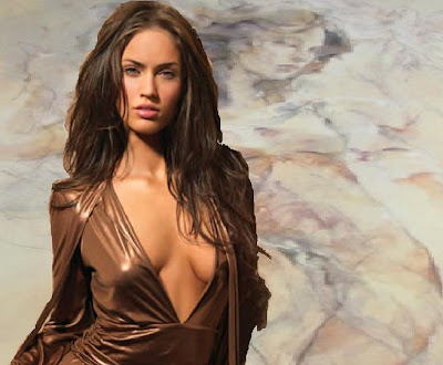 Megan Fox Sexy Fashion Image