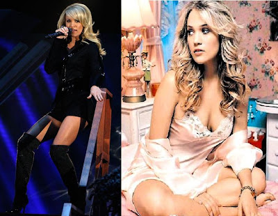Carrie Underwood Fashion Icon