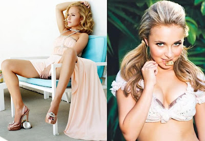 Hayden Panettiere fashion icon