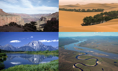 Images Of Landforms