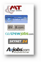 Our Listing with Top Airline Job Portals