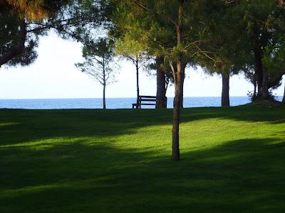 Jardim na Turquia