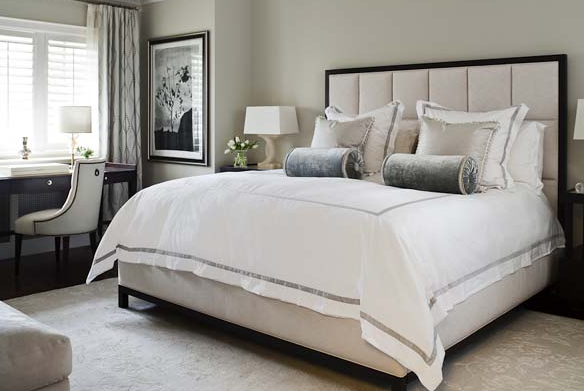 Luxe Idea For Bedroom Tufted Headboard T A N Y E S H A