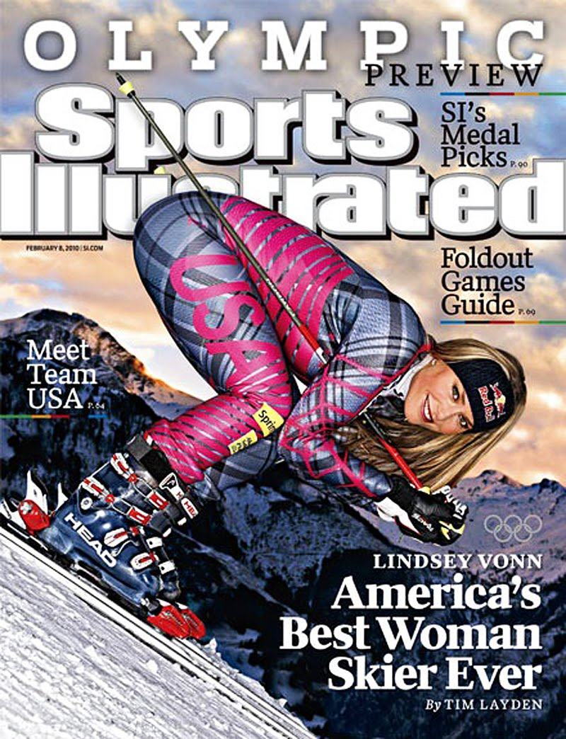 sports illustrated ski olympic cover Sexy super low rise vintage 60's hipster style bikini frilly knickers.