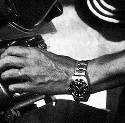 """quelles sont ces montres de l'épopée """"Cousteau"""".. Jacques-Cousteau-Rolex-Submariner-Very-Close"""