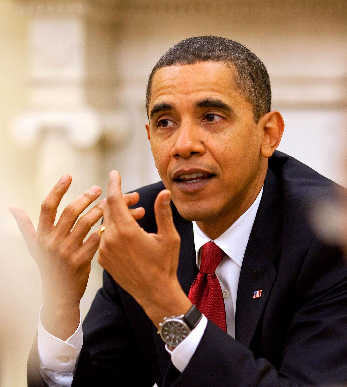 President Obama: Welcome To RolexMagazine.com...Home Of Jake's Rolex World