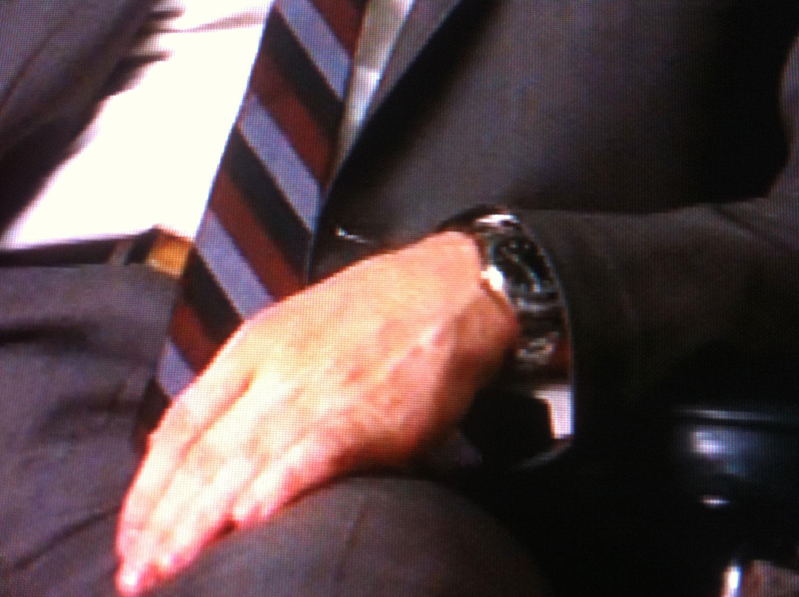 Rolex Super-Coolness: Jon Hamm MAD MEN Rolex