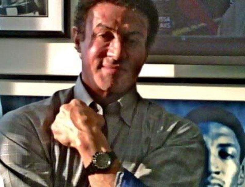 Silvester Stallone Rolex Daytona