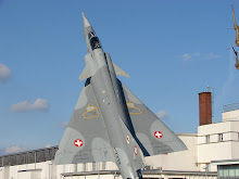 Mirage III musée clin d'aile Payerne