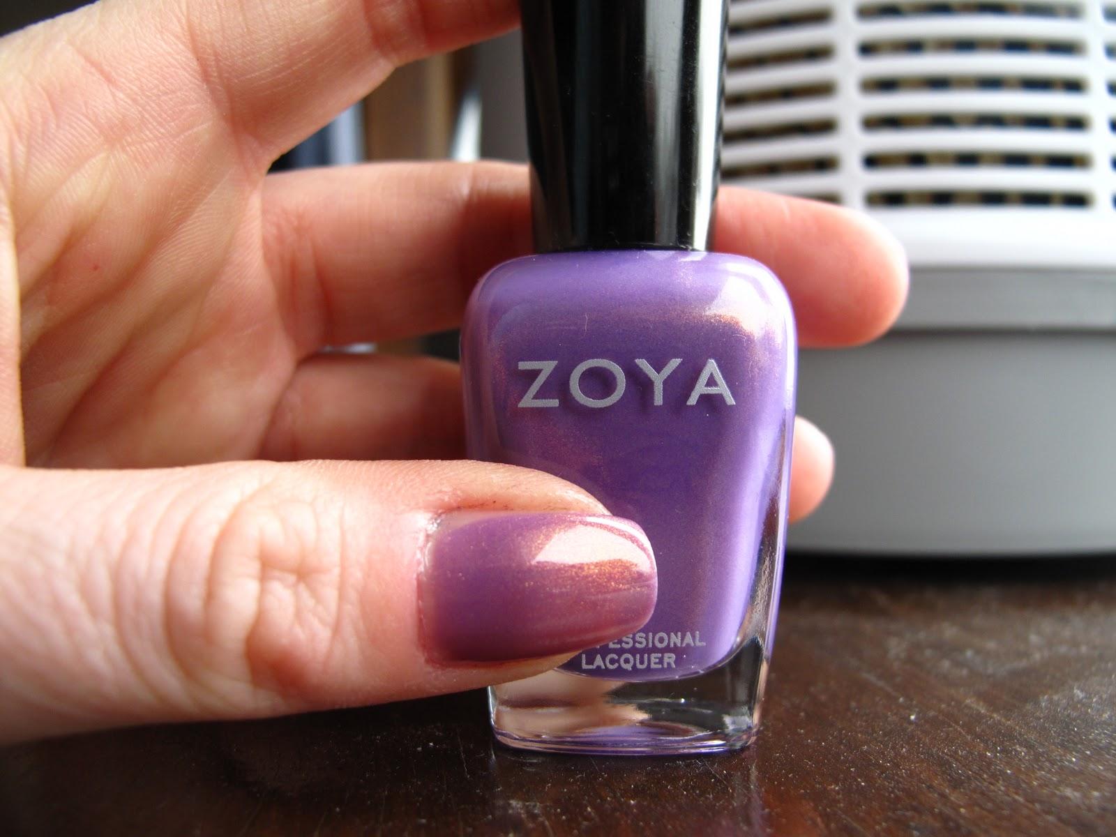 Zoya Brenna apl: Catching up: Blin...