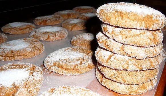 The Hidden Pantry: Double Ginger Cookies