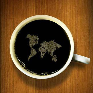 Sabes ¿Por qué el azúcar se disuelve más fácilmente en el café caliente? 0