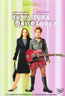 Filme Sexta Feira Muito Louca Dublado AVI DVDRip