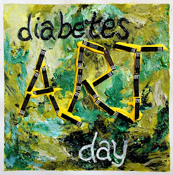 September 1st is Diabetes Art Day!