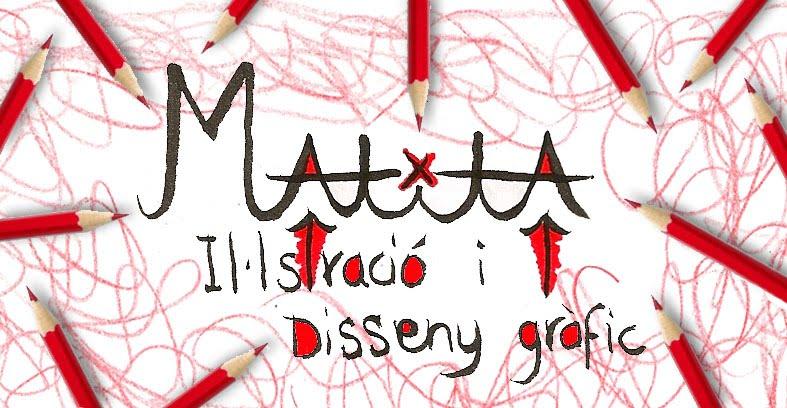 Matita, il·lustració i disseny gràfic