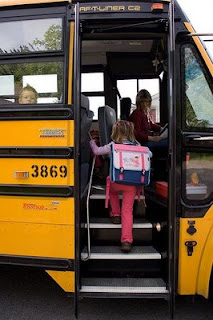Turning School Buses Into Classrooms