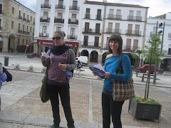 Beatriz y Katia