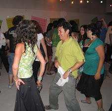 Qué bailarines!