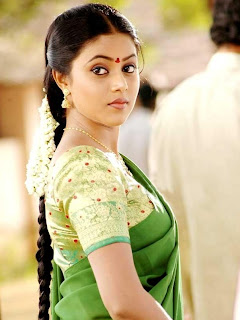 Actress Side Pose - Poorna