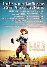 1er FESTIVAL DE JAM SESSIONS
