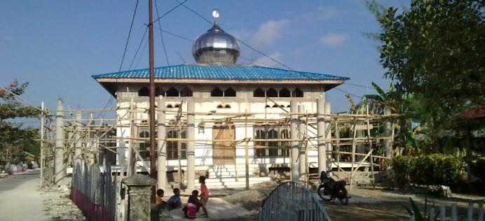 Masjid Al-Khair Desa Timu Butuh Sentuhan Hati Ikhlas Kaum Muslimin dan Muslimat