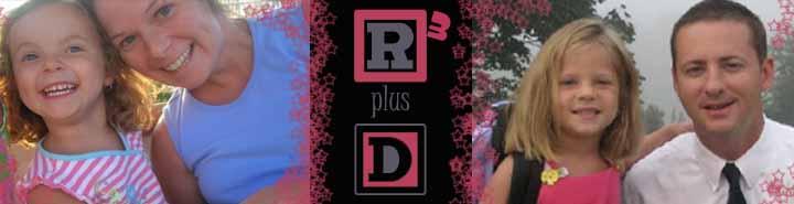 The 3 R's Plus D
