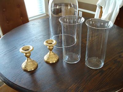 Dwellings By Devore Glass Vases