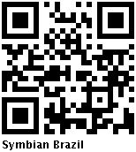 SymbianBrazil no seu celular.