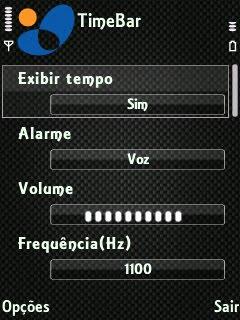 TimeBar v.1.80 Português